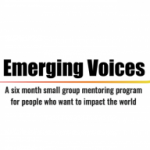 Group logo of Emerging Voices 2020